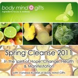 Spring Cleanse 2011 – Captain's Log